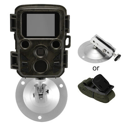 Mini Hunting Camera 12MP 1080P HD Trail Cam IR LEDs Infrared Night Vision OS998