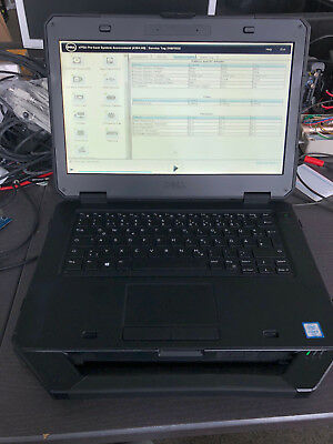 Dell Latitude 14 Rugged 5414 i5-6300U, M.2 SSD, Outdoor-Readable Display, LTE
