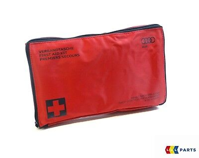 New Genuine Audi A4 2001-2004 A6 2005-2011 Center Armrest Vehicle First Aid Kit