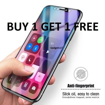 For Apple IPhone Xs MAX - 100% Genuine Tempered Glass Film Screen Protector