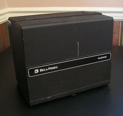 Bell & Howell Filmosonic 600 1933R Super8 Sound Movie Projector
