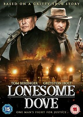 Lonesome Dove (Dvd) (New) (Released 17Th September) (Western) (Free Post)