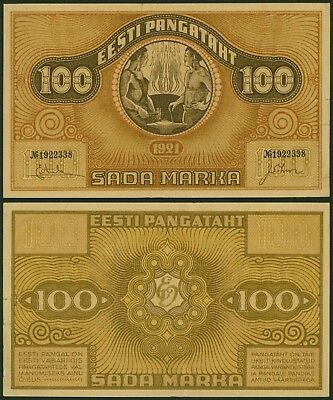 Estonia - Banknote Circulated