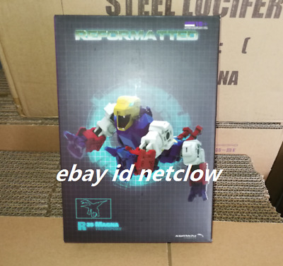 Transformers Mastermind Creations MMC R-35 Magna in Stock