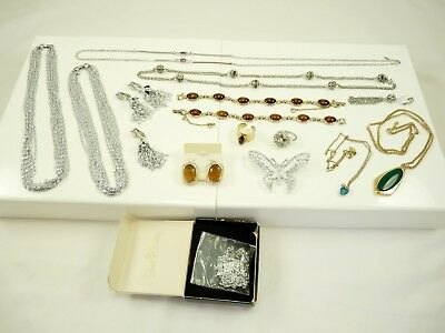 Nice Mixed Lot of Vintage Sarah Coventry Estate Jewelry