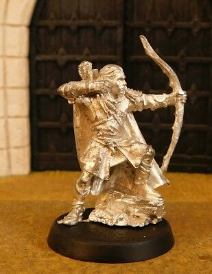 LEGOLAS HELM'S DEEP - Lord Of The Rings Metal Figure(s)