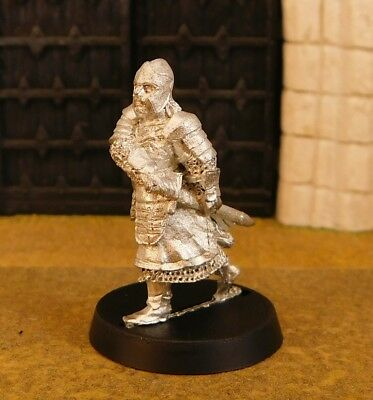 FARAMIR IN ARMOUR - Lord Of The Rings Metal Figure(s)