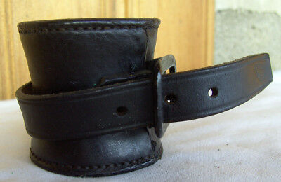 Civil War Carabin Socket, Holster, Scabbard,Cavalry,Carabin boot
