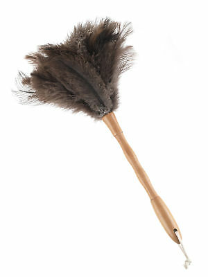 Beldray LA040053 Bamboo Ostrich Feather Duster, 45cm