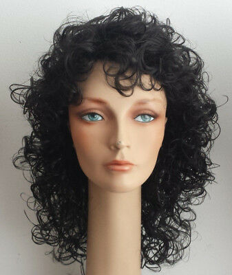 """Blaze"" 80's Big Hair Wig - lots of volume - flash back to your 80's days"