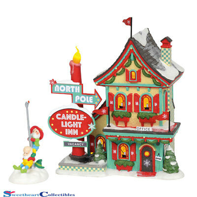 Dept 56 North Pole Series 6002292 Welcoming Christmas 2018