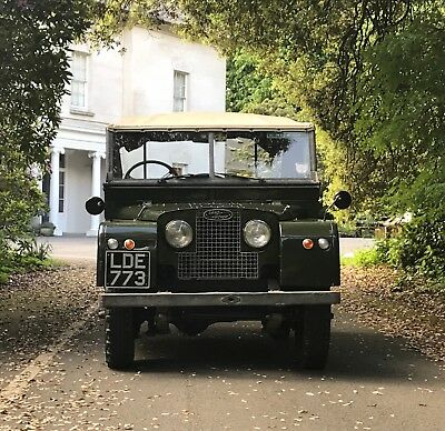 "Land Rover Series 1 86"" 1955"