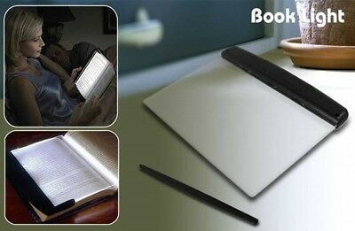 New I-Mu Portable LED Read Panel Light Book Reading Lamp Night Vision 2018