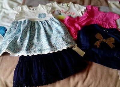 baby girl clothes 3-6 months bundle of 5. All new