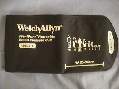 Welch Allyn Flexiport Adult blood pressure Cuff size 11 25-34cm