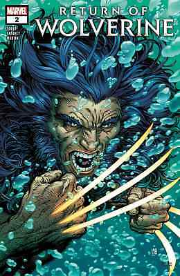 RETURN OF WOLVERINE 2 1st PRINT NM PRE-SALE 10/24
