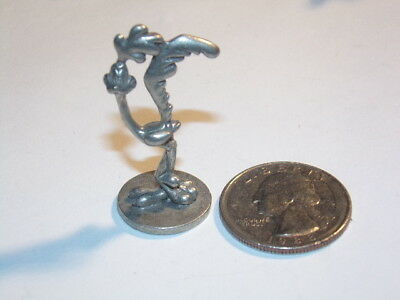 Warner Bros. Looney Tunes Pewter Figures 1999 Roadrunner