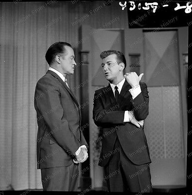 (2) 2.25 Original Negatives Bobby Darin Bob Hope #2016492
