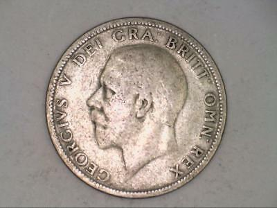 1931 Great Britain One 1 Florin SILVER (CC3545)
