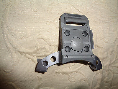 NOROTOS Titanium NVG Mounting Bracket II (FITS: ACH MICH ) NVG Rhino Lever Mount