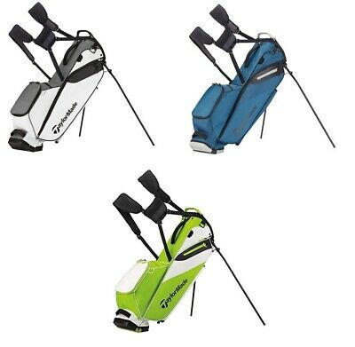 Taylormade Golf Flextech Lite Stand Bag Mens - New For 2018 - Pick A Color!