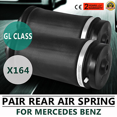 Rear Air Suspension Spring For Mercedes ML GL Class W164 X164 1643200625 2005-13