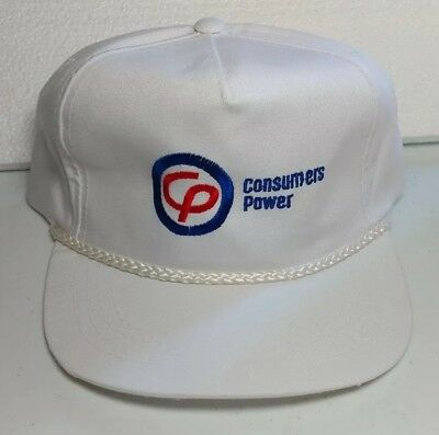 Consumers Power Gas Electric hat -Yupoong brand