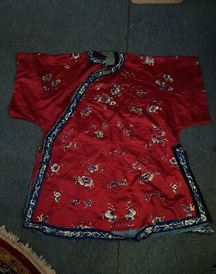 Wonderful 20th  chinese robe