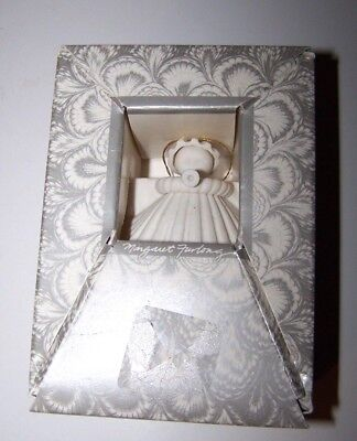 Margaret Furlong Angel Trumpeter Ornament  Vintage 1980 Carriage House