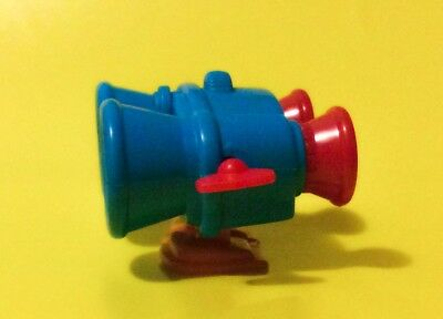 Toy Story Lenny Binoculars Wind-Up Walking Action Figure Burger King