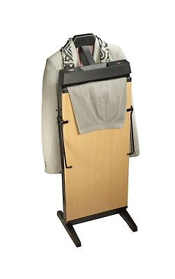 Corby 3300 Trouser Press 30 Minute Timer. Beech Wood Effect Finish. 240 Volts...