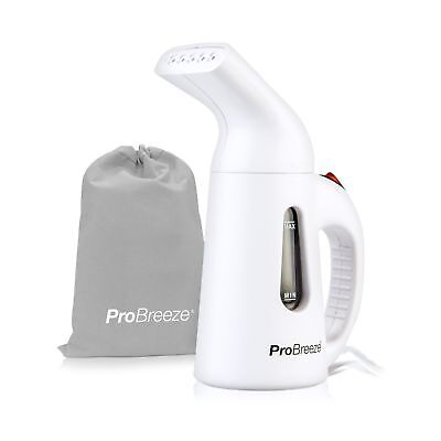 Pro Breeze Garment Steamer 850 Watt. Compact and Portable Fabric Steamer with...