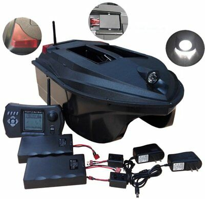 Wireless Sonar Fishes Detection Search RC Fishing Bait Boat TL-380C RC Bait Boat