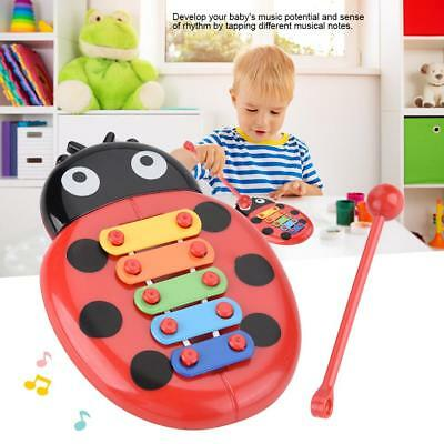 Baby Musical Instrument Gift Xylophone Beetle Toys for Children Educational Toy