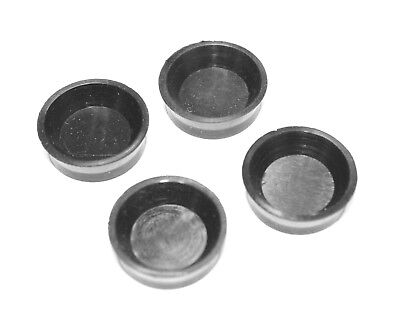 "A Set Of 4 Uk Made Brake Wheel Cylinder Cup Seals 7/8"" Bore Size"
