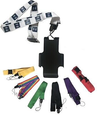 IZettle Card Reader Neck Lanyard Clip With Safety Breakaway - Choose Your Colour
