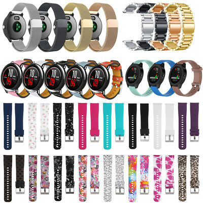 Various Band Replacement Wristband Strap Bracelet For Garmin Vivoactive 3/HR
