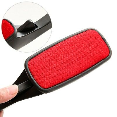 Double sided lint roller magic rotating brush pet dog hair dust fluff remove HOT