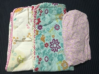 Lolli Living Baby Quilted Comforter Set *free postage*