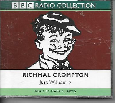 Bbc, Richmal Crompton,  Just William 9, ,  Read By Martin Jarvis