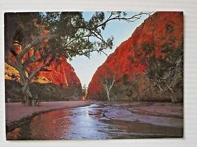 Postcard - Simpson's Gap Alice Springs Nt   - Postage $1.50