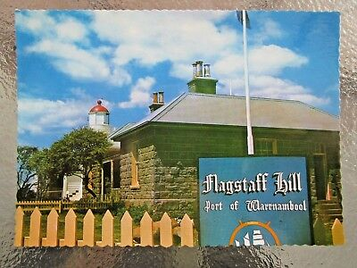 Postcard Lighthouse & Cottages Warrnambool Victoria   - Postage $1.50