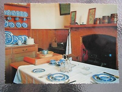 Postcard  Kitchen Of Lighthouse Keeper Flagstaff Hill Musuem  - Postage $1.50