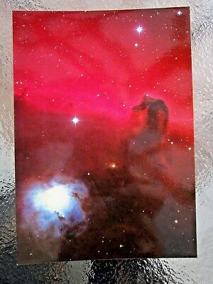 Postcard The Horsehead Nebula In Orion Australia  - Postage $1.50