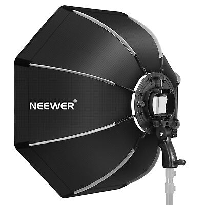 """Neewer 26"""" Octagonal Softbox with S-type Bracket Mount for Canon Nikon TT560"""