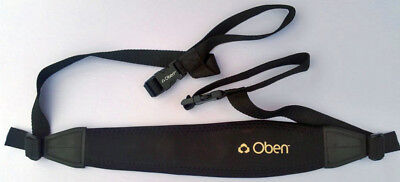 Oben TS-200 Tripod Strap with Two Quick-Release Loops (Black)