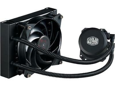 MasterLiquid Lite 120 All-in-one CPU Liquid Cooler with Dual Chamber Pump, INTEL