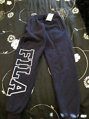 Kids Fila Trackpants