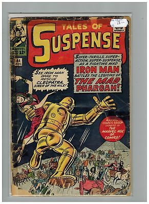 Tales of Suspense (1959) #  44 (1.0-FR) Early Iron Man (291217)
