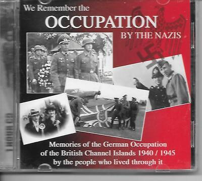 We Remember The Occupation By The Nazis, Channel Islands